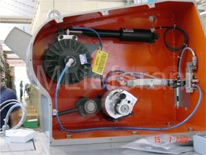 Регулятор натяжения, воздушное охлаждение