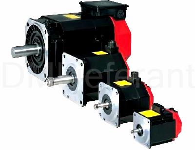 Сервоусилители и серводвигатели fanuc