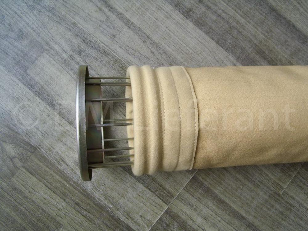 рукавный фильтр и каркас