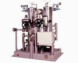 Блок фильтрации топливных газов Indufil