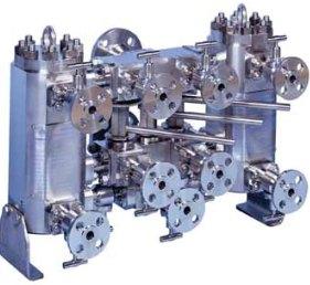 Системы фильтрации газа Indufil