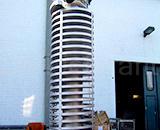 Спиральный охладитель отливок