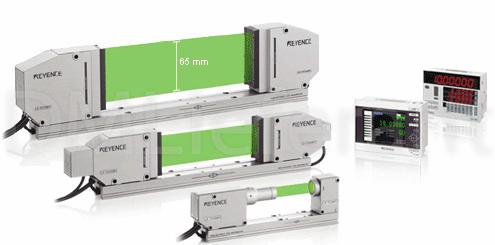 Оптические микрометры (TM, LS, IG серии)