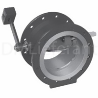 Обратные клапаны с наклонным диском RK510