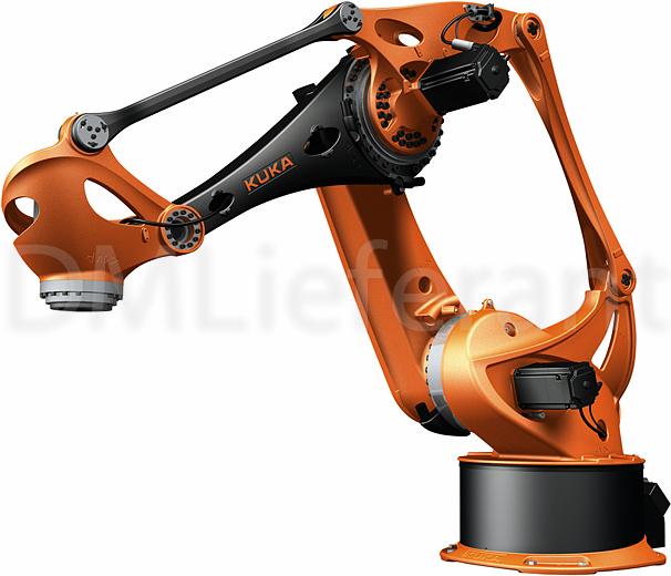 Промышленнй робот Kuka