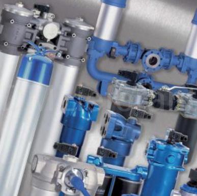 Гидравлические фильтры Мале