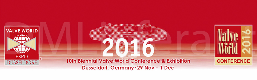 Valve World Conference & Exhibition