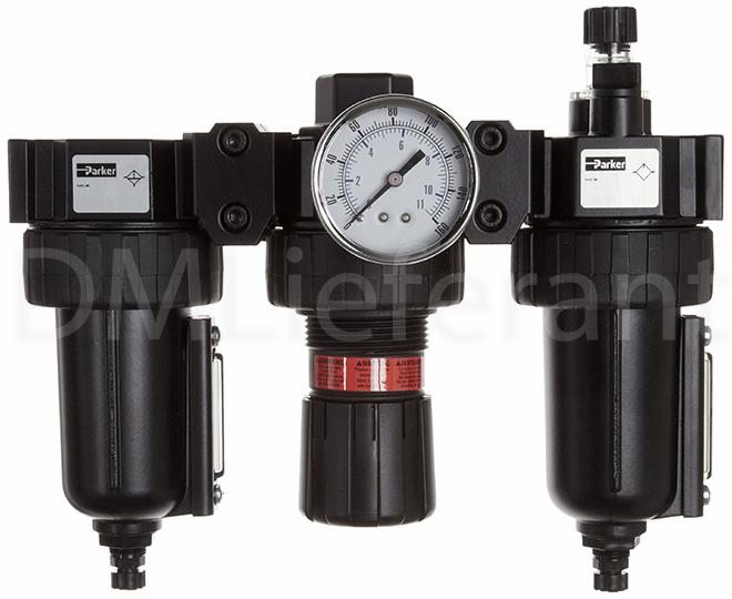 Системы фильтрации и воздухоподготовки