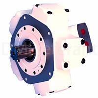 Радиально-поршневые гидромоторы Calzoni MR и MRE