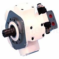 Радиально-поршневые гидромоторы Calzoni MRD, MRDE, MRV, MRVE