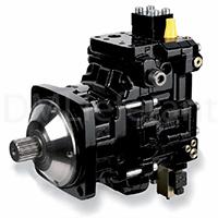 Регулируемые моторы с ломаной осью V14