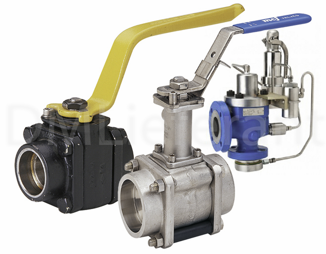 Продукция Pentair Valves & Controls