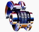 Соединительная муфта для насосов STEELFLEX