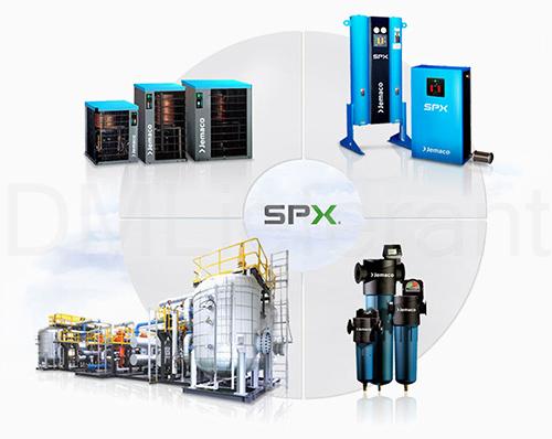 Продукция SPX