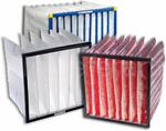 Воздушные карманные фильтры