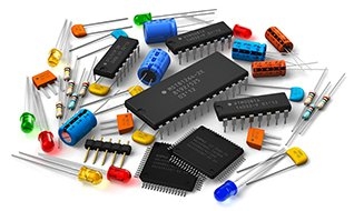 Электронные компоненты и аксессуары
