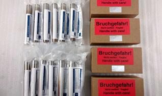 Компания DM Lieferant отгрузила продукцию Buhler Technologies