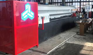 Поставка, монтаж и пуско-наладка хонинговального станка CAR s.r.l. для предприятия по ремонту горно-шахтного оборудования