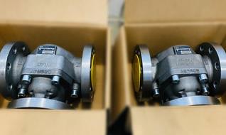 Отгрузка регулирующих клапанов немецкого производителя MVA