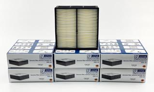 Отгрузка фильтрующих элементов SEPAR