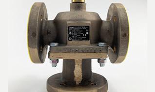 Отгрузка клапанов термостатических AMOT