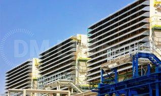 AAF фильтры для газовых турбин