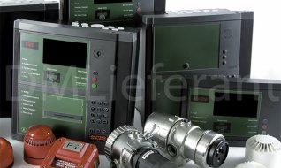 Системы пожарной и газовой сигнализации Autronica