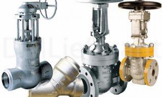 Вентильная арматура Pacific valves