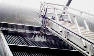 Оборудование AX System для очистки теплообменников