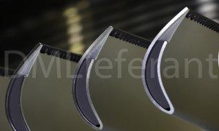 Рабочие и направляющие лопатки ТВД, ТНД Siemens