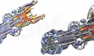 Газовые турбины Centaur 40 и Centaur 50