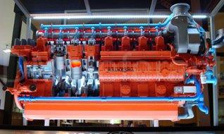 Газовые двигатели General Electric Waukesha