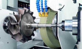 Инновационный горизонтально-шлифовальный станок  Danobat HG-92-2000-B6
