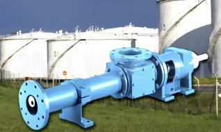 Насосы Moyno для нефтегазового сектора