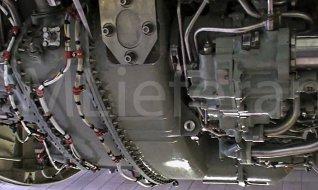 Ремонт приводного двигателя RB211