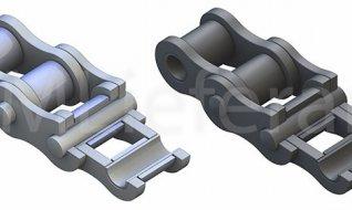 Высокопроизводительные роликовые цепи Rexnord