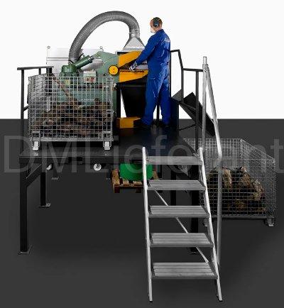 Оборудование для переработки отходов Europarts