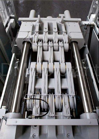 Машины для литья под давлением Buhler