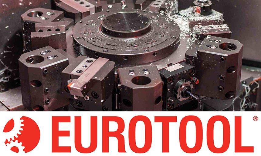 Международная выставка EUROTOOL