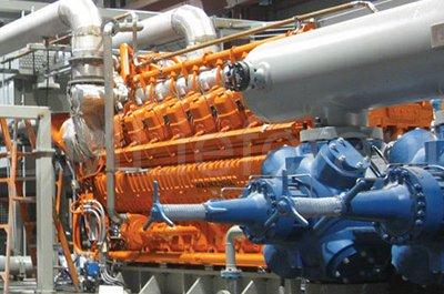 Газовые двигатели Вакеша
