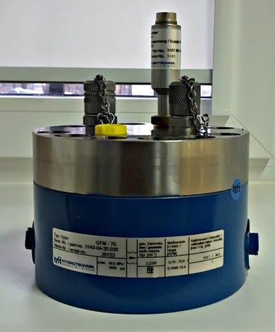 Расходомер Hydrotechnik