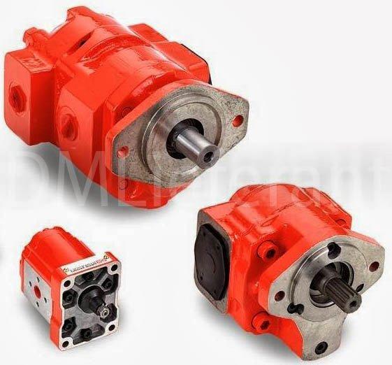 Каталоги насосов David Brown Hydraulics