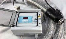 Поставка нагреваемых шлангов и терморегулятора TEAT