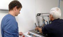 Технический специалист DM Lieferant прошел обучение на заводе Lapmaster Wolters в Великобритании