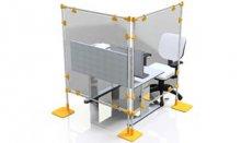 Защитные экраны для офисов, производств, общественных мест от Repar2