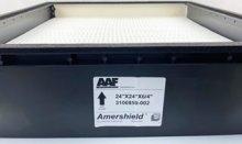 Крупная поставка фильтров AAF
