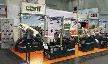 Станки Carif на EMO 2017