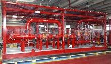 Противопожарное оборудование для промышленности