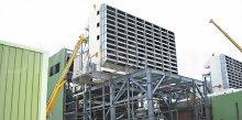 Системы фильтрации Donaldson для газовых турбин