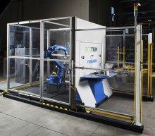 Производственная ячейка EcoTrim от Motoman Robotics